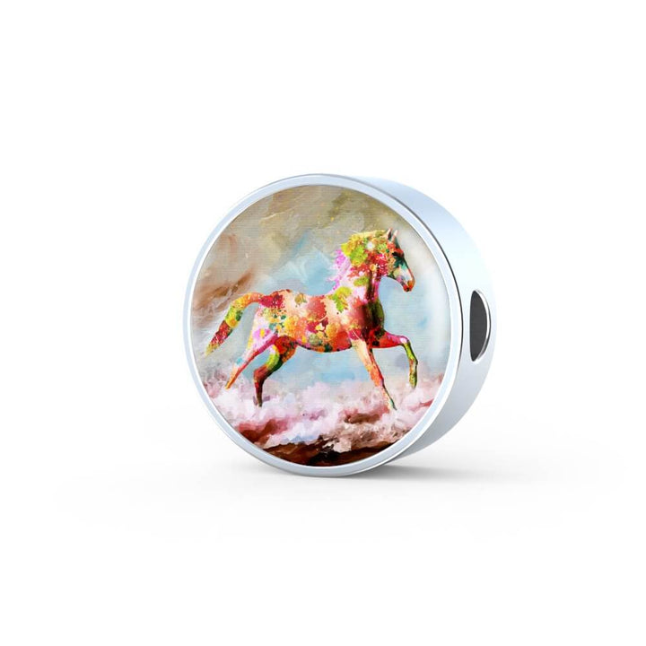 Dancing Sand - Horse Charm