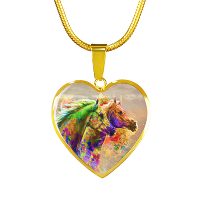 Together Forever - Gold Necklace