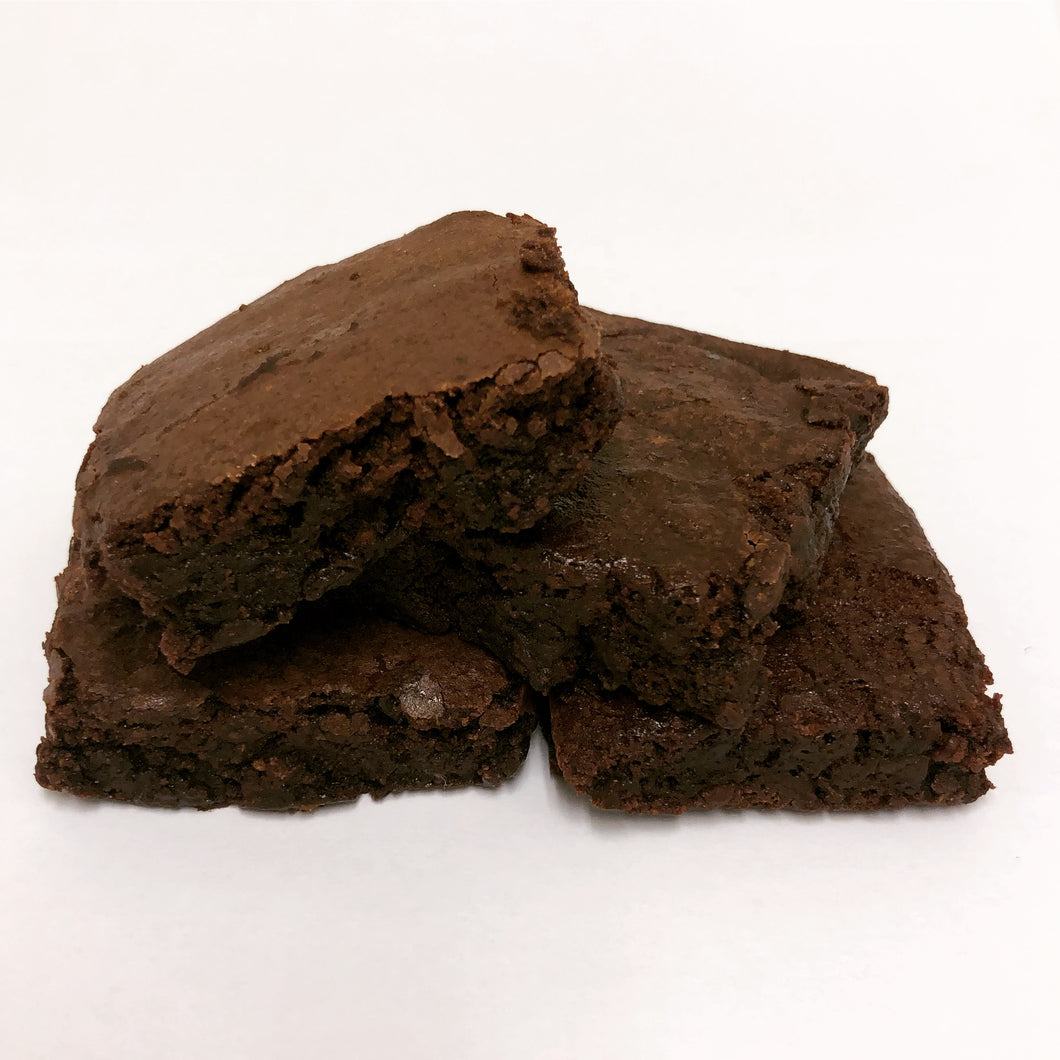 Black Bean Brownies- 1 Dozen