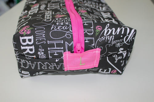 Bride-To-Be Utility Bag - Simply L Boutique