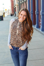 Load image into Gallery viewer, Leopard Hoodie Top - Simply L Boutique