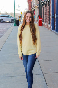 Ray of Sunshine Sweatshirt - Simply L Boutique
