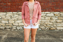 Load image into Gallery viewer, Adventure Awaits Utility Jacket - Simply L Boutique