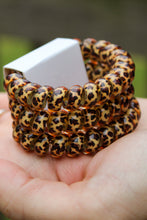 Load image into Gallery viewer, Leopard Hair Ties