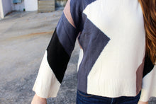 Load image into Gallery viewer, Abigail Colorblock Sweater