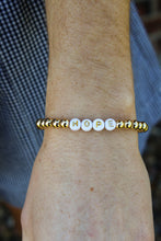 Load image into Gallery viewer, Hope Gold Bracelet
