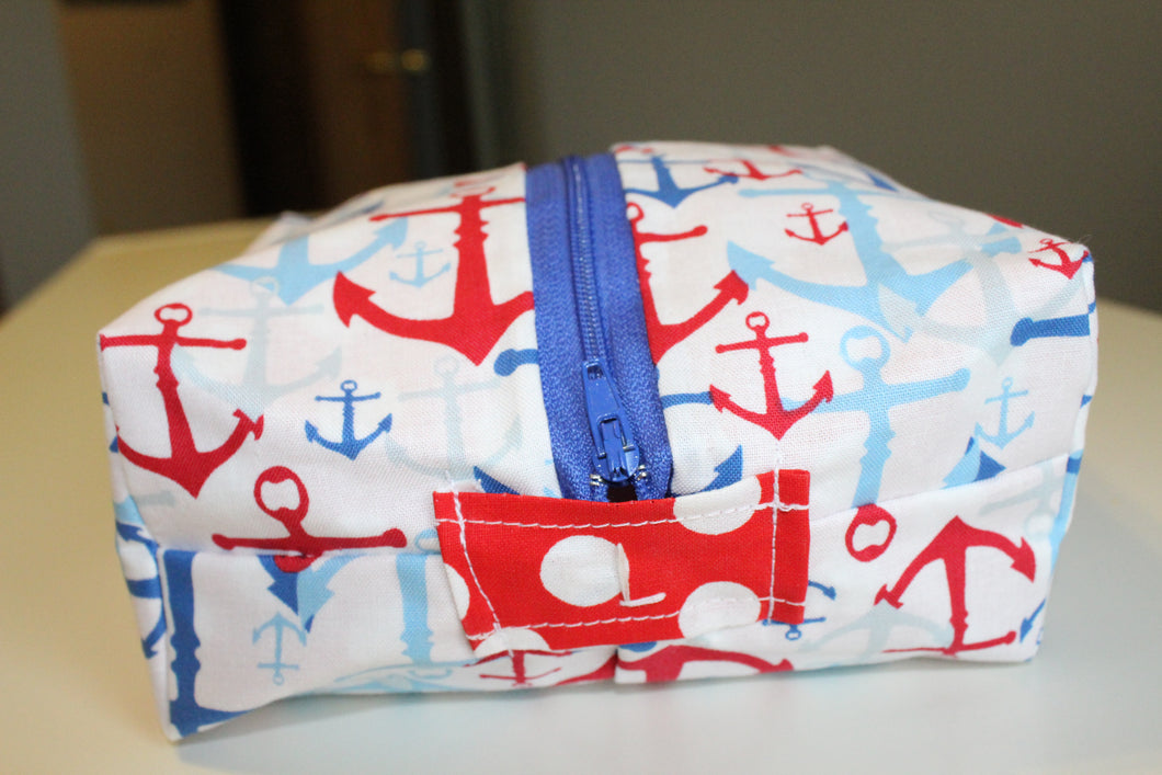 Anchors Away Utility Bag - Simply L Boutique
