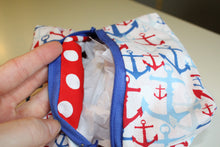 Load image into Gallery viewer, Anchors Away Utility Bag - Simply L Boutique