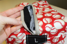 Load image into Gallery viewer, Let's Play Ball Utility Bag - Simply L Boutique