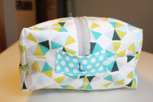 Load image into Gallery viewer, Multi Triangle Utility Bag - Simply L Boutique