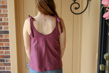 Load image into Gallery viewer, Dotted Berry Tank - Simply L Boutique