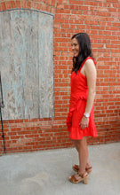 Load image into Gallery viewer, Poppy Red Summer Dress - Simply L Boutique