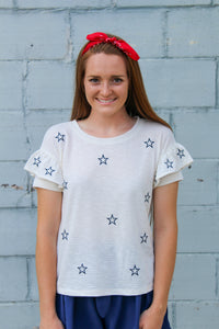 Stars in the Sky Top - Simply L Boutique