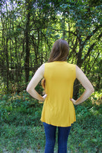 Load image into Gallery viewer, Mustard Ribbed Tank - Simply L Boutique