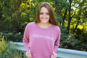 Weekender Sweatshirt - Simply L Boutique