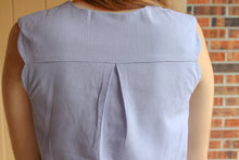 Load image into Gallery viewer, Woven Scalloped Tank - Simply L Boutique
