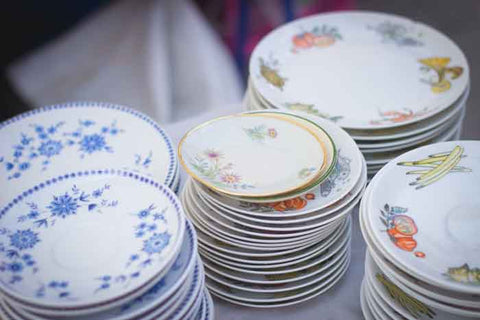 porcelain germany wedding tradition