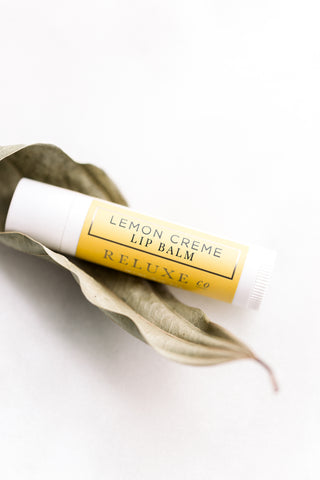 Lemon Creme Lip Balm