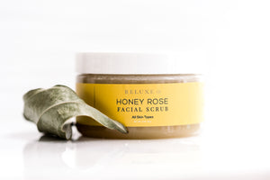 Honey Rose Facial Scrub