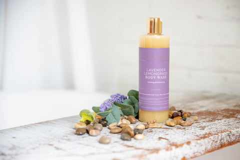Lavender Lemongrass Body Wash