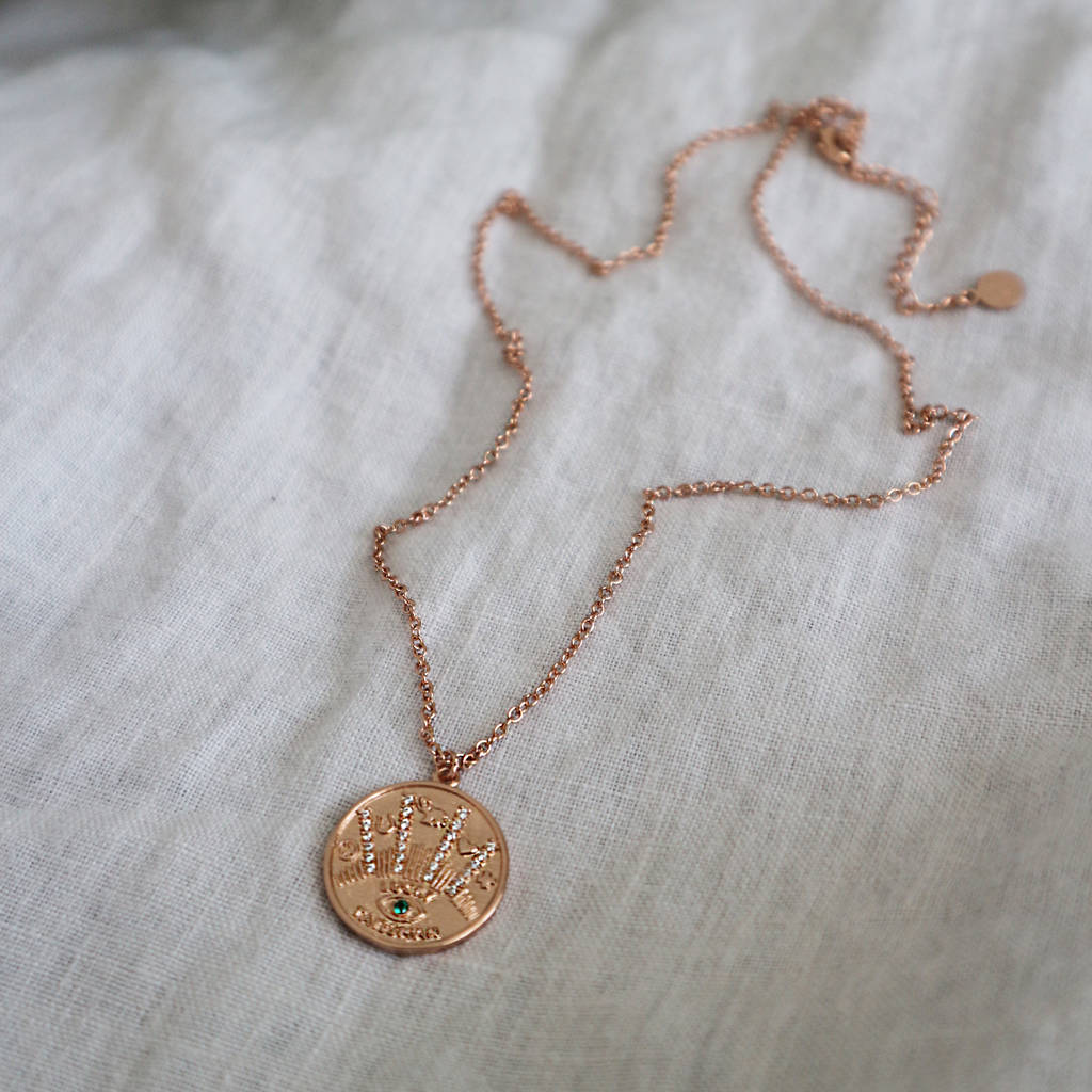 Lucky Talisman Necklace