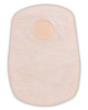 31764900 Ostomy Pouch Sur-Fit Natura Two-Piece System 8 Inch Length Closed End