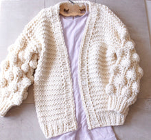 Load image into Gallery viewer, Nina Bubble Knit Cardigan - Shop Floresa Trendy Women's Clothing