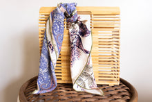 Load image into Gallery viewer, Purple Hair Scarf - Shop Floresa Trendy Women's Clothing