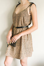 Load image into Gallery viewer, Luna Leopard Print Dress - Shop Floresa Trendy Women's Clothing