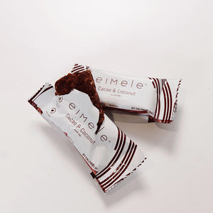 Cacao & Coconut Snack Bar