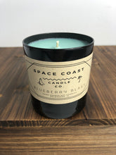Load image into Gallery viewer, Blueberry Blast - 10 oz Soy Candle (Tumbler) - Space Coast Candle Co.