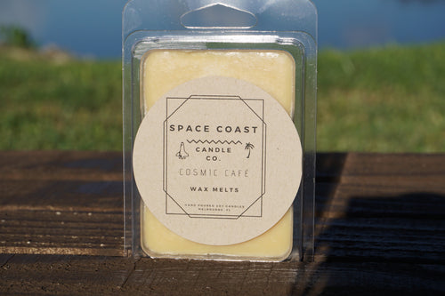 Cosmic Café - Soy Wax Melts - Space Coast Candle Co.