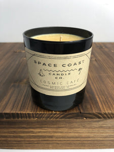 Cosmic Café - 10 oz Soy Candle (Tumbler) - Space Coast Candle Co.