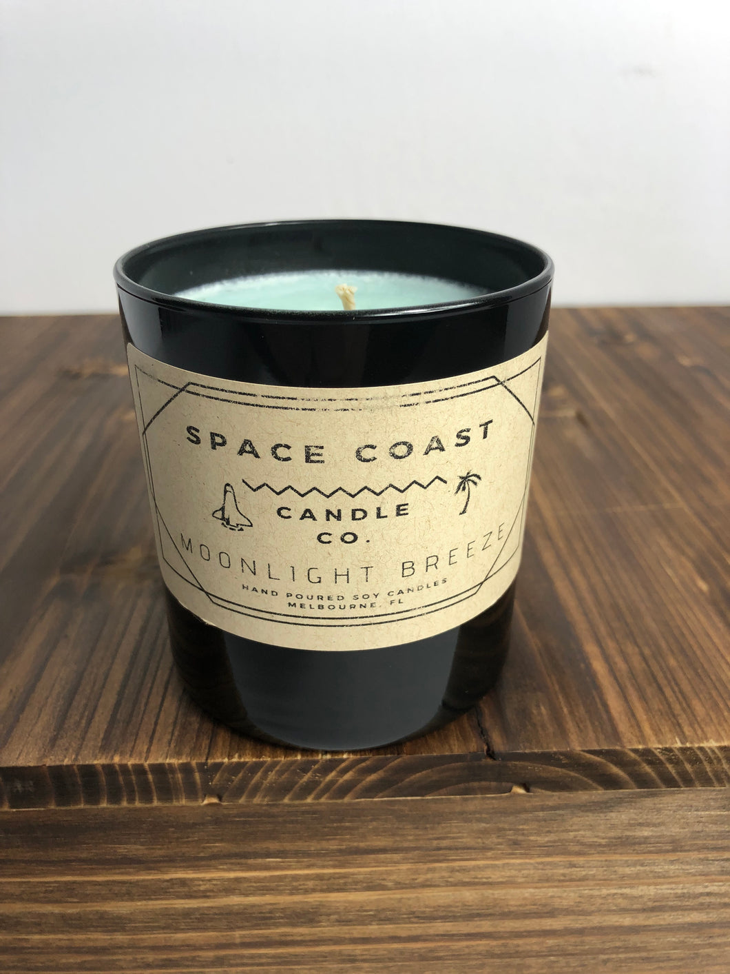 Moonlight Breeze - 10 oz Soy Candle (Tumbler) - Space Coast Candle Co.