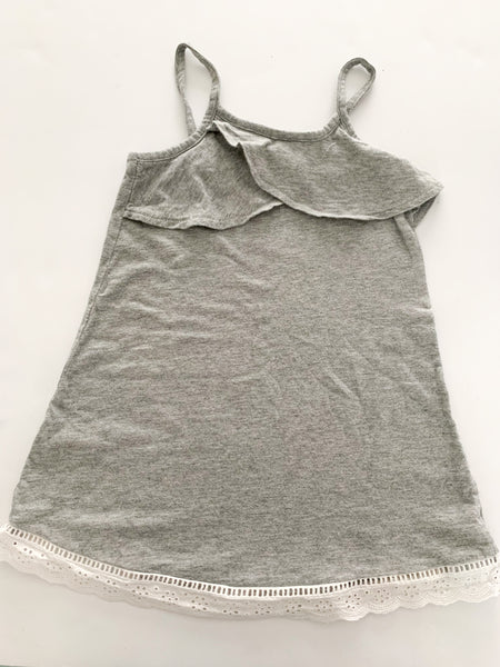 Gap grey jersey dress  (size 3)