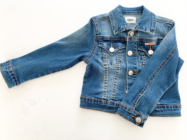 Hudson denim jacket (size 3)