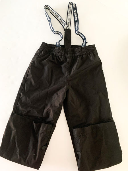 Osh KOsh snow pants w/elastic band and straps (sz7)