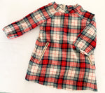 Gap plaid dress (size 2)