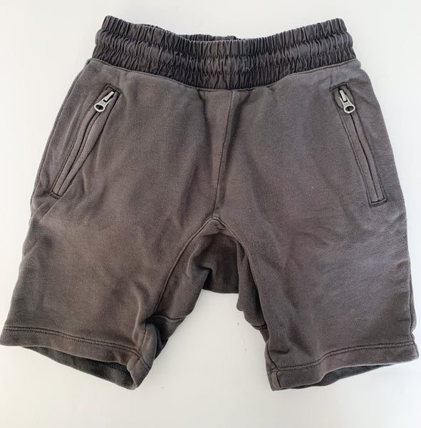 Gap Kids grey sweat shorts size s (6/7)