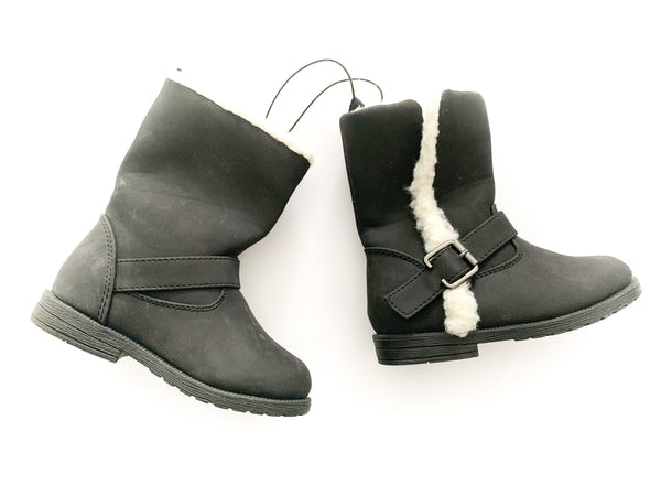 Joe Fresh black boots (size 7)