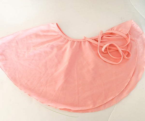 Pink skirt with tie (size 3)