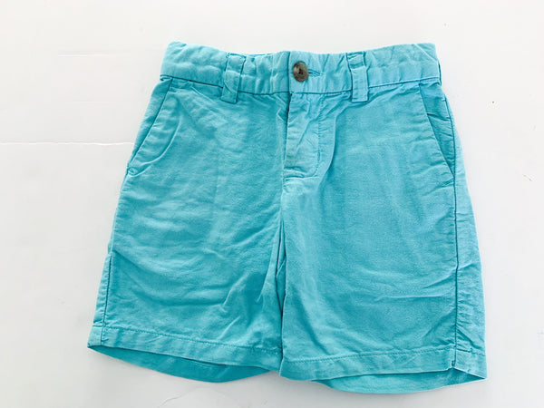 Polo Ralph Lauren light blue cotton shorts size 3/3T