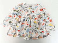 First Impressions floral graphic print long sleeve shirt size 12 months