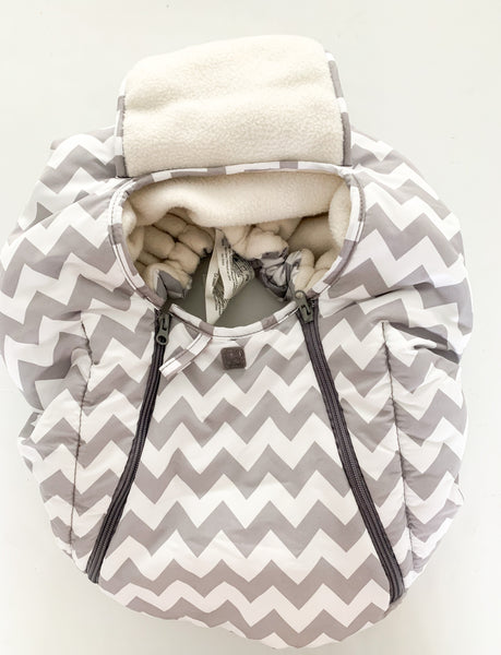 Jolly jumper chevron print sneak a peek cover