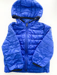 Gap bright blue puffer jacket ( 3 years )