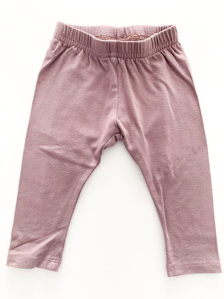Jax and Lennon dusty lilac leggings