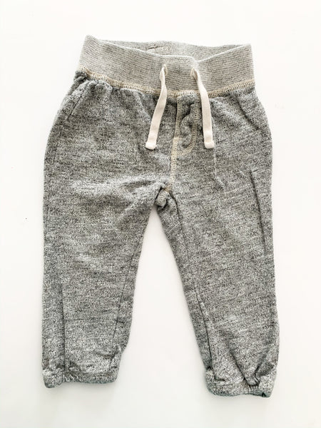 Gap heather grey jogger (18-24 months)