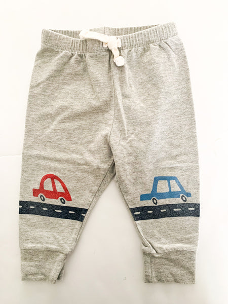 Gap grey car leggings   (6-12 months)