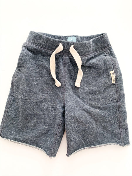Gap heathered blue shorts ( size 3)