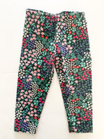 Carters floral leggings (9 months)